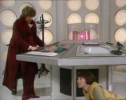 Der vierte Doktor und Adric