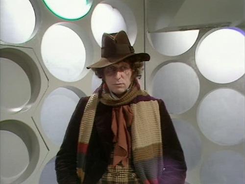 Der vierte Doktor (Tom Baker)